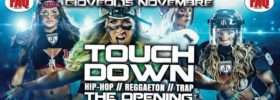 Touch Down al Faq Live Music Club a Grosseto