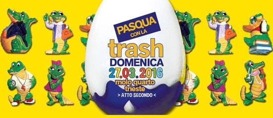 Thrash Nite Pasqua edition al Molo IV Trieste