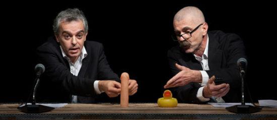 Trattato di Economia al Teatro Biblioteca Quarticciolo a Roma