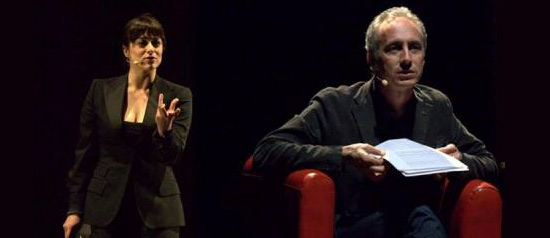 """Marco Travaglio """"E' Stato la mafia"""" al Teatro Savoia di Campobasso"""