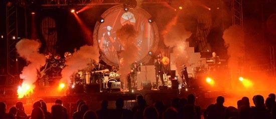 Wit Matrix live Tributo ai Pink Floyd al Teatro De Micheli di Copparo