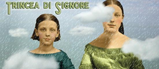 """""""Trincea di Signore"""" al Teatro Millelire di Roma"""