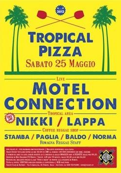 Fabrizio aka NIKKI di Radio Deejay Tropical Pizza