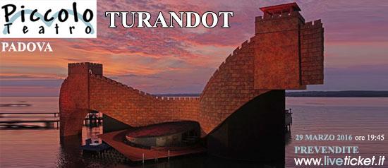 Turandot al Piccolo Teatro Don Bosco di Padova