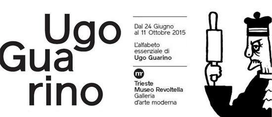 L'alfabeto essenziale di Ugo Guarino al Museo Revoltella di Trieste