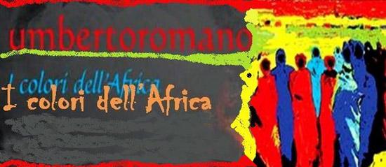 """Mostra di Pittura """"Africa a Colori"""" a Rossano"""