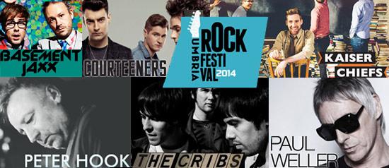Umbria Rock Festival 2014 a Massa Martana