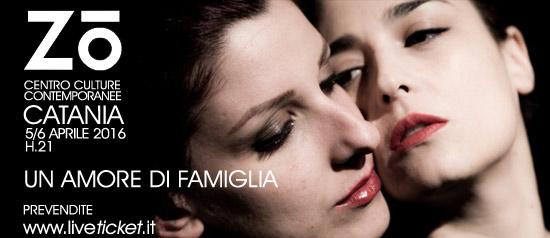 """Statale 114 """"Un amore di famiglia"""" al Zo Centro Culture Contemporanee di Catania"""
