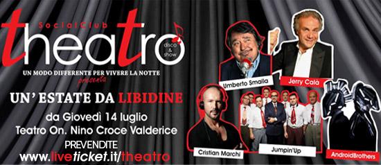 Inaugurazione Theatrò al Teatro On. Nino Croce a Valderice