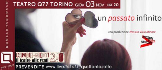 Un passato infinito al Q77 di Torino
