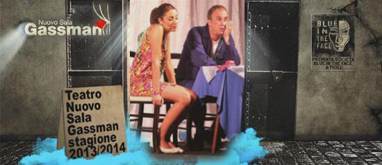 """""""Un pò più su se non mi vedi"""" al Teatro Nuovo Sala Gassman di Civitavecchia"""