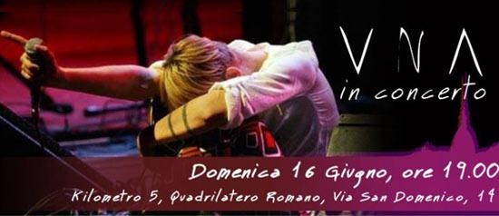 UNA live @ KM 5 di Torino
