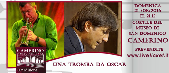 Una Tromba da Oscar al Camerino Music Festival