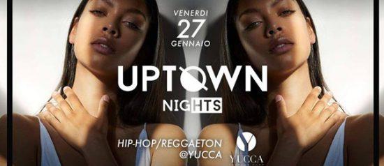 Uptown nights a Yucca Fashion Club di Rescaldina