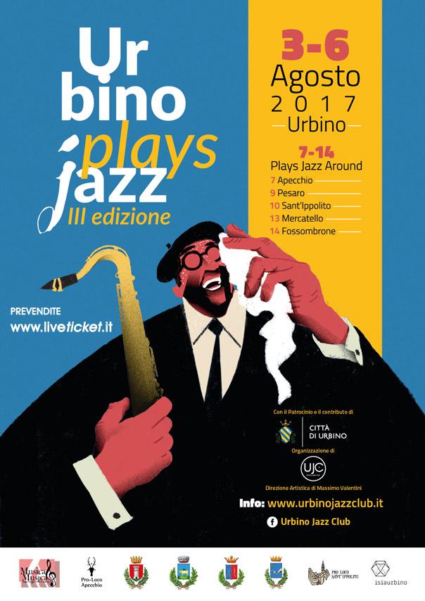 Urbino Plays Jazz Festival 2017 a Urbino