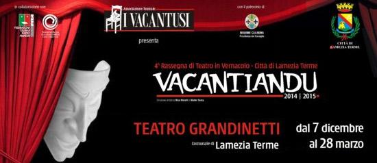 """""""Vacantiandu""""  Lamezia Terme"""