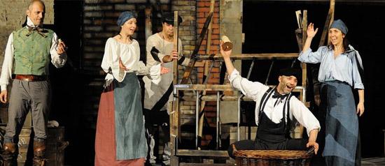 Valjean al Teatro Politeama di Lamezia Terme