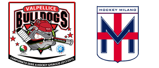 HC Valpellice Bulldogs - Hockey Milano