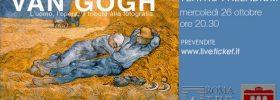 """""""Van Gogh. L'uomo, l'opera, il tributo"""" al Teatro Palladium a Roma"""