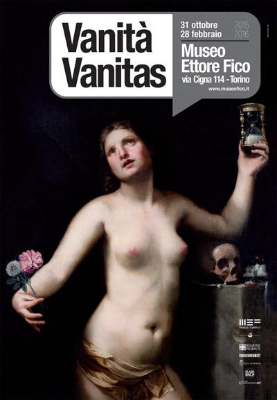 Vanità/Vanitas al Museo Ettore Fico a Torino