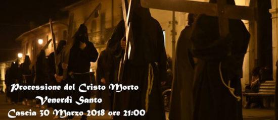 Processione del Cristo Morto - Venerdì Santo a Cascia