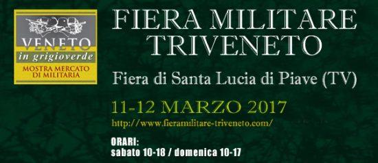 """""""Veneto in grigioverde"""" Fiera Militare Triveneto a Fiera Santa Lucia del Piave di Santa Lucia del Piave"""