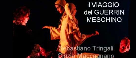 Il viaggio del Guerrin Meschino al Museo Riso Museo di Palermo