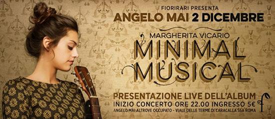 Margherita Vicario - Angelo Mai Roma