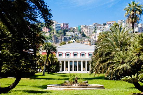 Villa Pignatelli, Napoli