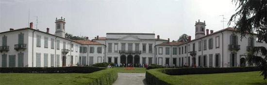 Villa Mirabello nel Parco della Reggia di Monza