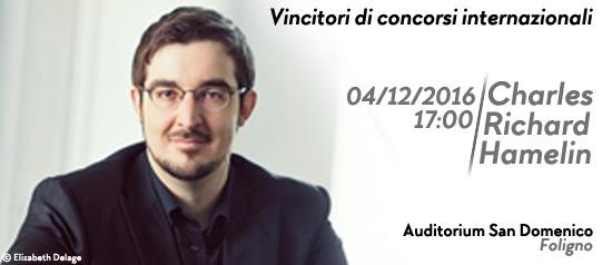 Vincitori di concorsi internazionali all'Auditorium San Domenico di Foligno