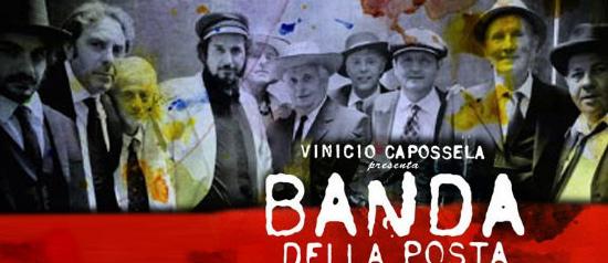 Vinicio Capossela e la Banda della Posta alla Sagra dell'uva di Cupramontana