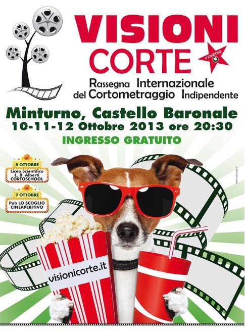 Visioni Corte Festival del Cortometraggio al Castello Baronale di Minturno