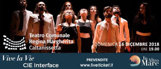 Vive la Vie al Teatro Regina Margherita a Caltanissetta