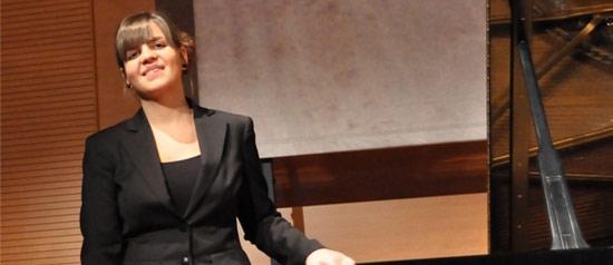 Viviana Lasaracina al Teatro San Carlo di Modena