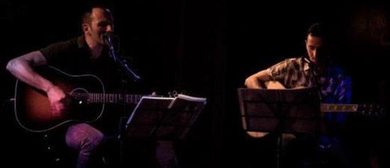 Walkin Blues acoustic duo @ I Talenti nei Sapori di Roma