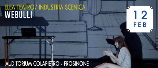 WEBulli all'Auditorium Paolo Colapietro di Frosinone