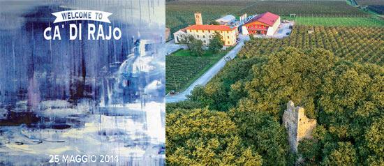 Welcome to Ca' di Rajo e il Concorso etichetta d'autore 2014
