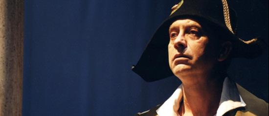 Massimo Wertmuller in Il pellegrino al Teatro Comunale P.J.Velly di Formello