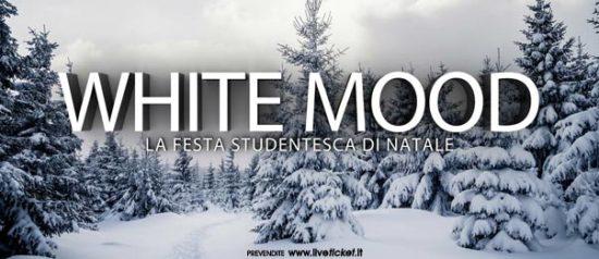 White mood alla Discoteca Paradiso a Sedico