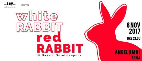 """Elena Di Cioccio """"White rabbit red rabbit"""" all'Angelo Mai di Roma"""