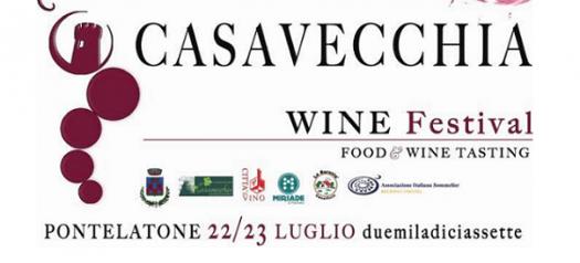 Casavecchia Wine Festival a Pontelatone