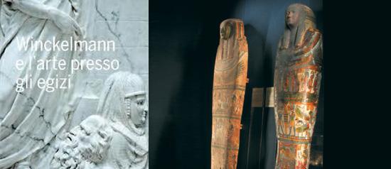 Winckelmann e l'arte presso gli egizi al Museo di Storia ed Arte di Trieste