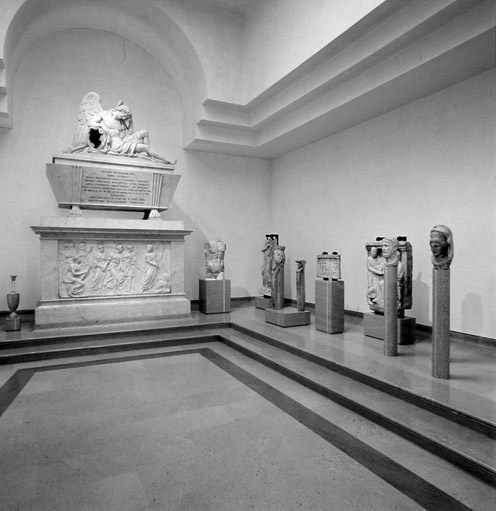 Winckelmann cenotafio