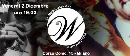 Wonderlust al LoolaPaloosa Milano