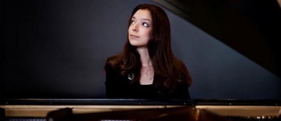 Yulianna Avdeeva in concerto al Teatro San Carlo di Modena