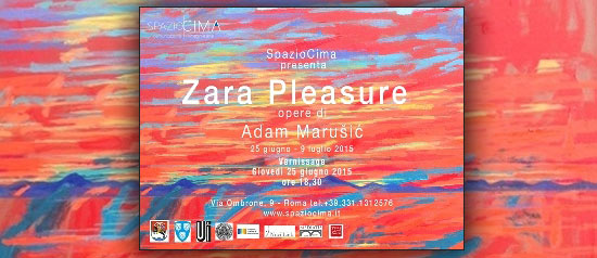 Adam Marui, Zara Pleasure a Roma