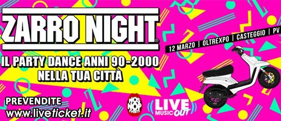 Zarro Night - Oltrexpo di Casteggio