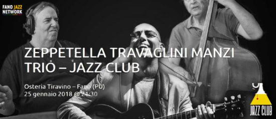 Zeppetella - Travaglini - Manzi all'Osteria Tiravino a Fano