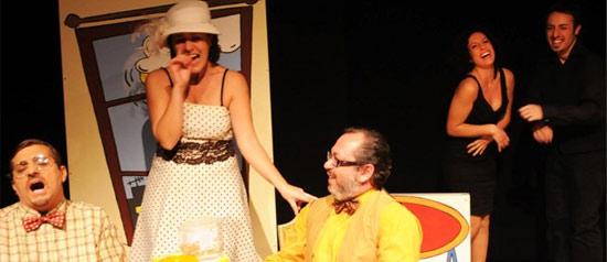 E' morta Zia Agata!?! al Teatro Millelire di Roma